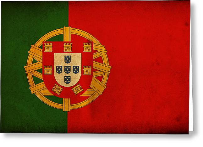 Portugal Greeting Card by NicoWriter