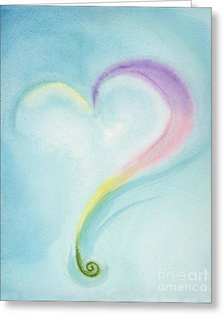 Possibilities Greeting Card by L T Sparrow