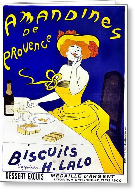Poster Cookies, C1900 Greeting Card