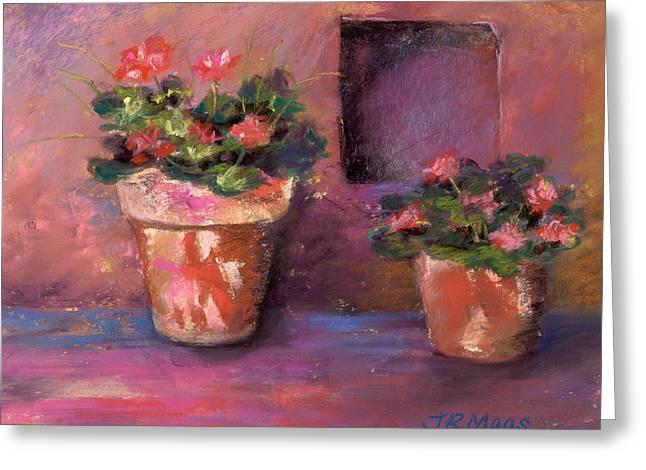 Pots N' Plants Greeting Card