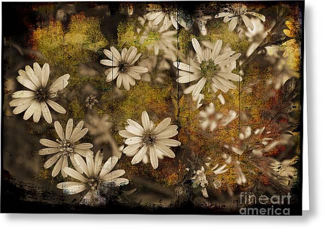 Prairie Flowers Greeting Card