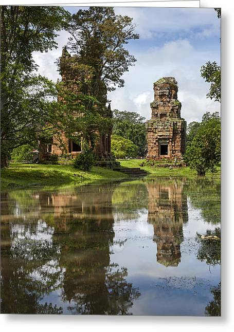 Prasat Suor Greeting Card