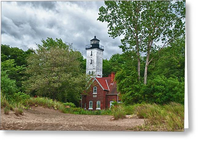Presque Isle 12079 Greeting Card