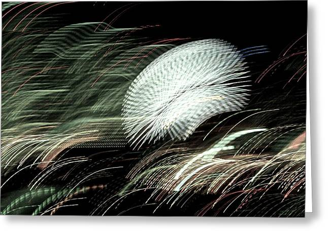 Greeting Card featuring the photograph Pretty Little Cosmo - 11 by Larry Knipfing