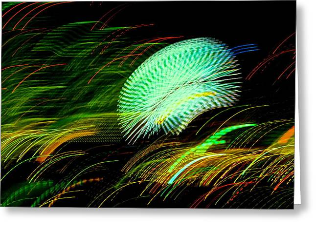 Greeting Card featuring the photograph Pretty Little Cosmo - 12 by Larry Knipfing