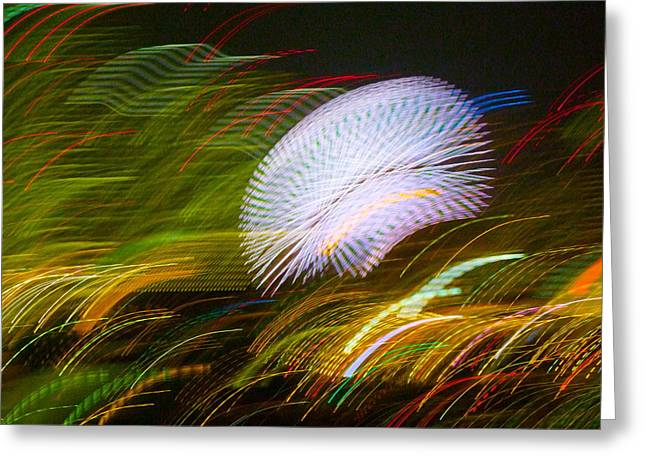 Pretty Little Cosmo - 3 Greeting Card by Larry Knipfing