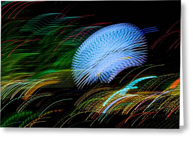 Pretty Little Cosmo - 4 Greeting Card by Larry Knipfing