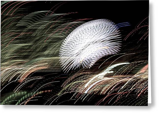 Greeting Card featuring the photograph Pretty Little Cosmo - 7 by Larry Knipfing
