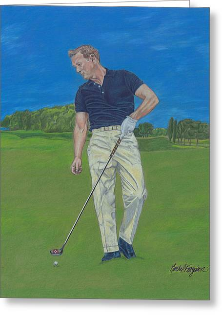 Prime Arnold Palmer Greeting Card