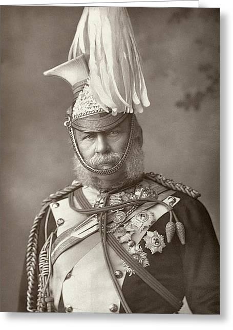 Prince George (1819-1904) Greeting Card