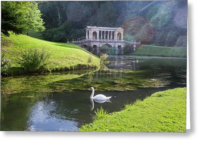 Prior Park Greeting Card