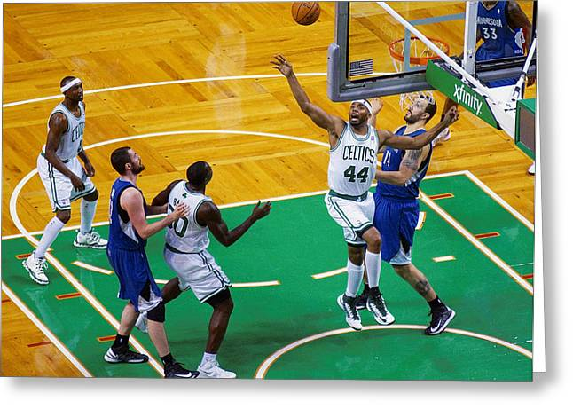 Pro Hoops 036 Greeting Card