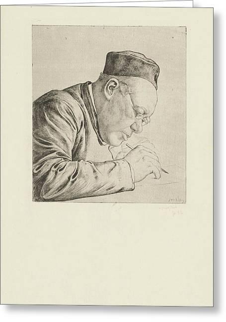 Prof.dr. H.j.a.m Greeting Card