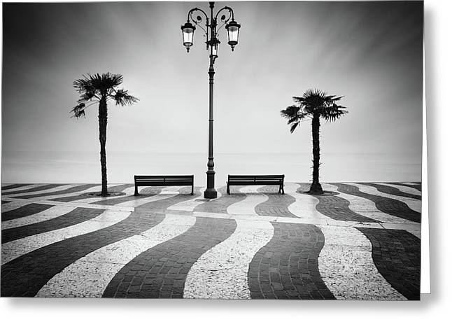 Promenade... Greeting Card