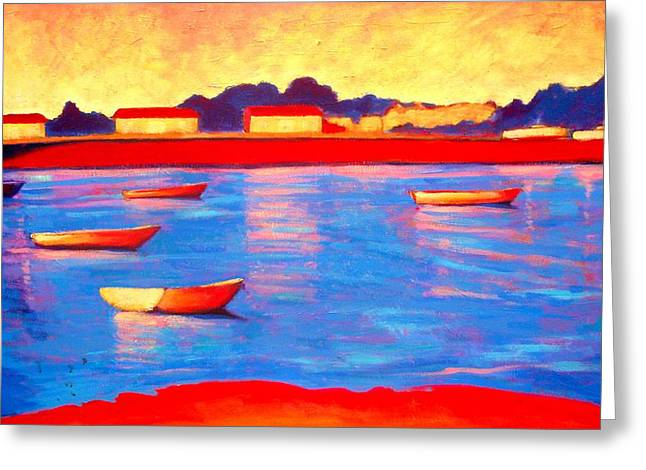 Provincetown Pier Greeting Card by Craig  Bruce