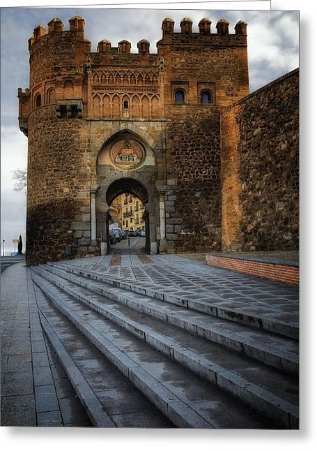 Puerta del sol toledo photograph by joan carroll for Puerta 5 foro sol