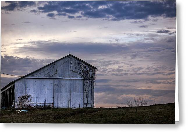 Greeting Card featuring the photograph Pure Country by Sennie Pierson