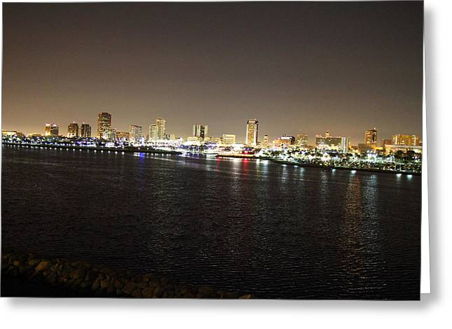 Queen Mary - 121229 Greeting Card by DC Photographer