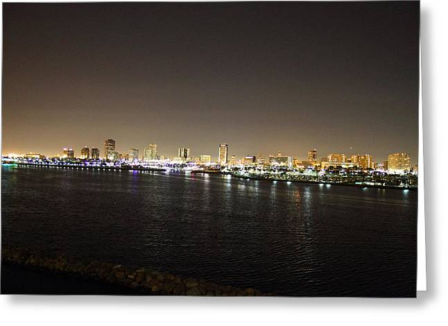 Queen Mary - 121236 Greeting Card by DC Photographer