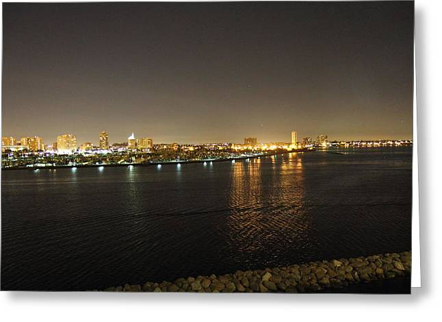Queen Mary - 121238 Greeting Card by DC Photographer
