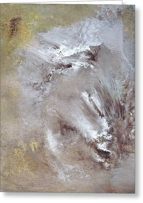 Quicksand V2 Greeting Card by Tracey Myers