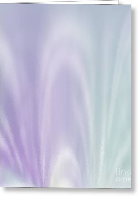 Quietly Greeting Card by Patricia Kay
