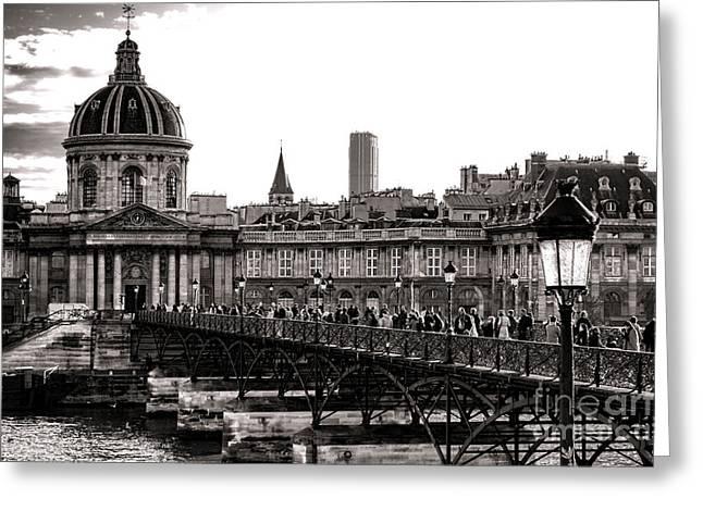Quintessential Paris Greeting Card