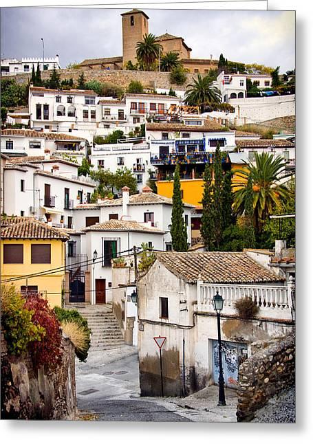 Quintessential  Spain Greeting Card