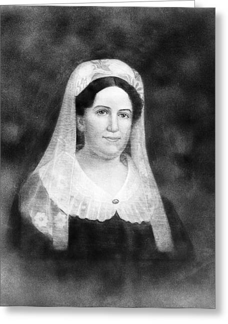Rachel Donelson Jackson (1768-1828) Greeting Card