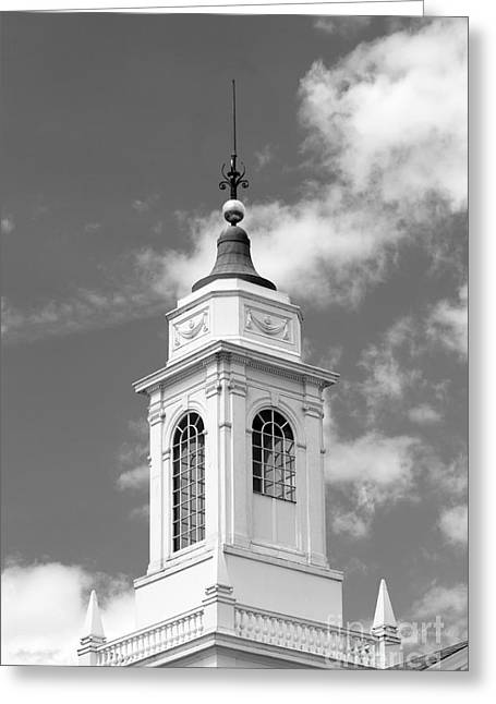 Radcliffe College Cupola Greeting Card by University Icons