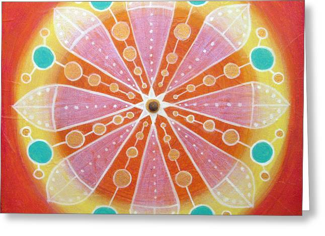 Radiance Greeting Card