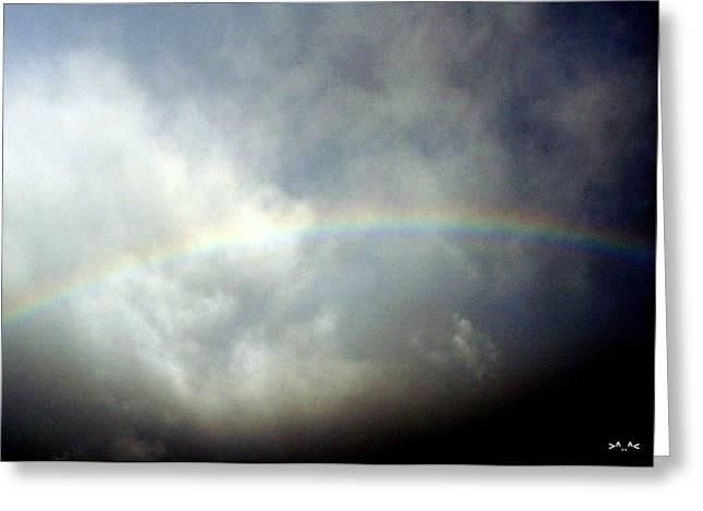 Rainbow II Greeting Card