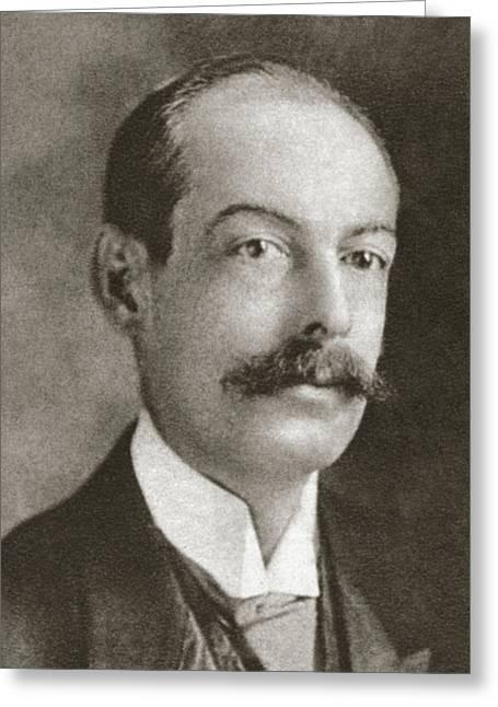 Ram�n Maximiliano Vald�s (1867-1918) Greeting Card by Granger