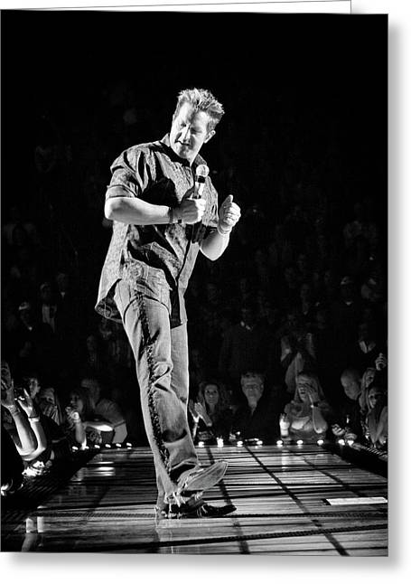 Rascal Flatts 5030 Greeting Card by Timothy Bischoff