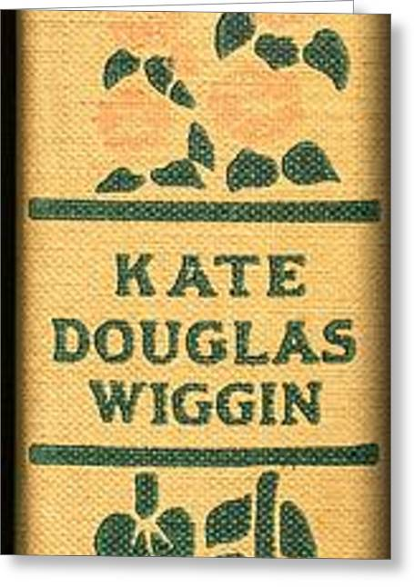 Rebecca Of Stoneybrook Farm By Kate Douglas Wiggin Greeting Card by Edward Fielding