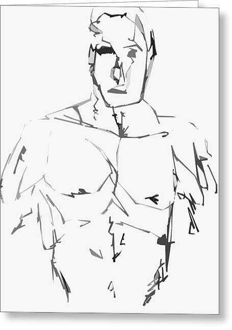 Rebuild Me Greeting Card
