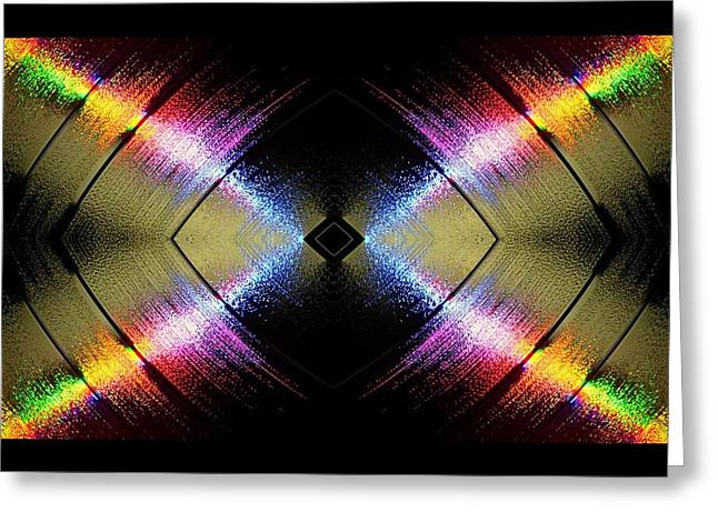Record Everthing Greeting Card by Frank Vigneri