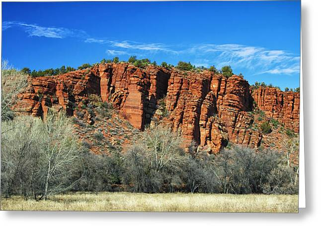 Red Rock State Park Greeting Card