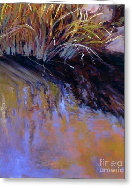 Reeds- No. 2 Greeting Card