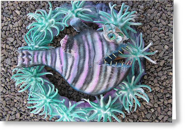Reef Magic 2 Greeting Card
