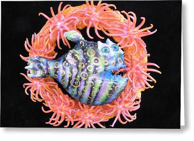 Reef Magic Greeting Card