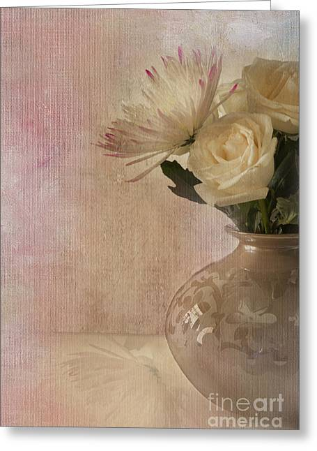 Reflection Greeting Card by Betty LaRue
