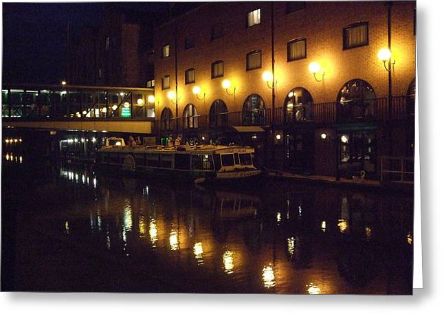 Greeting Card featuring the photograph Reflections by Jean Walker