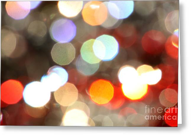 Refracted Illusions-1911 Greeting Card by Gary Gingrich Galleries