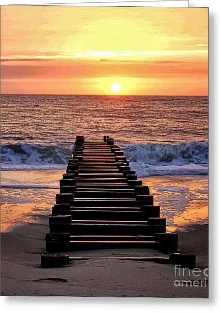 Rehoboth Beach De 17 Greeting Card