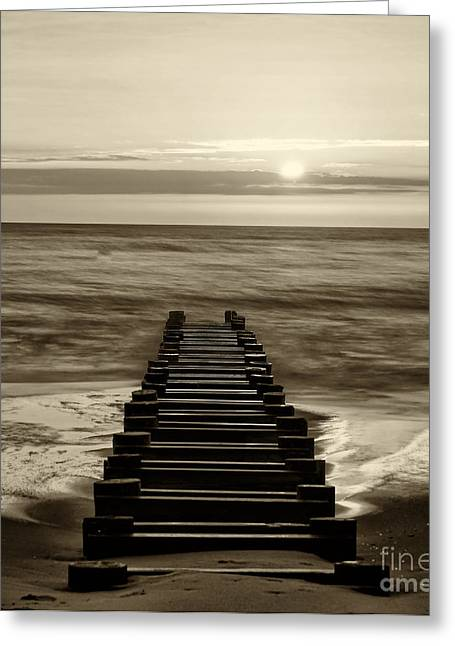 Rehoboth Beach De 18 Greeting Card by Jack Paolini