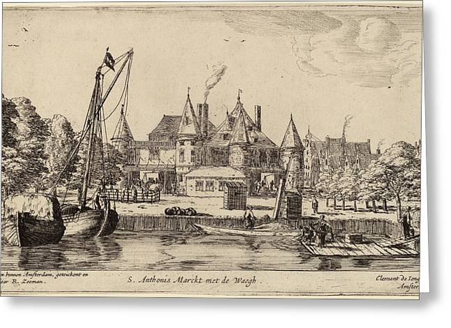 Reinier Zeeman Dutch, 1624 - 1664 Greeting Card by Quint Lox