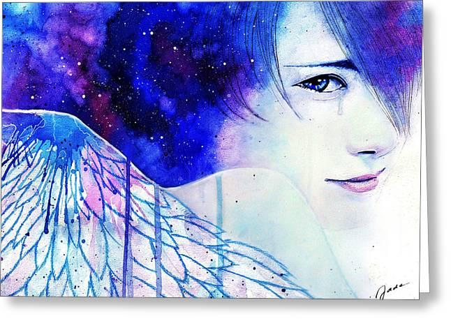 Remember Me Greeting Card by Elisabeth Vania