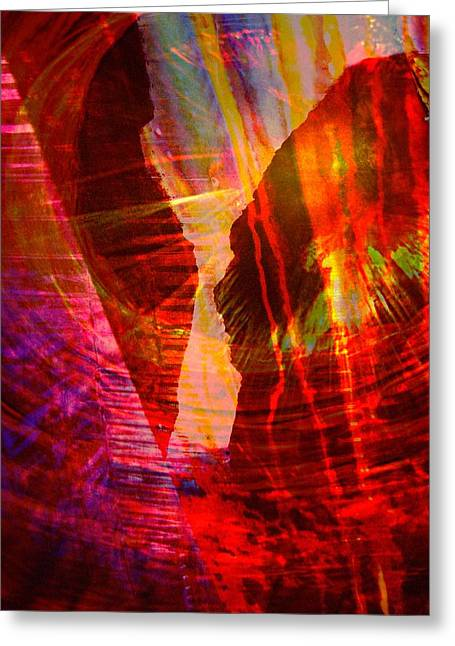 Remembering Greeting Card by Shirley Sirois