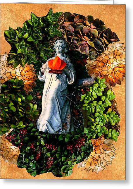 Remembrance Greeting Card by Rahdne Zola